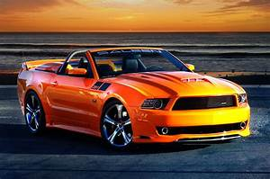 Saleen's Flagship 351 Mustang Enters Production