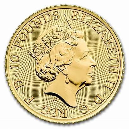 Royal Arms Ounce British Coin Oz Britain
