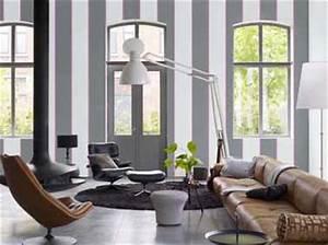 peinture salon couleur gris astrakan et blanc dulux valentine With tapis oriental avec canapé en cuir camel