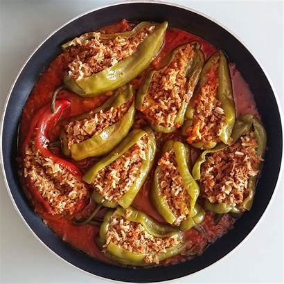 Peppers Stuffed Turkish Recipe Vegan