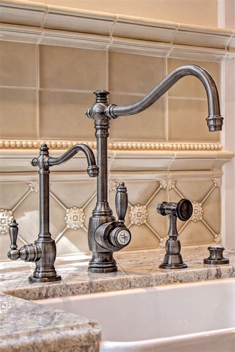 High End Kitchen Faucet by Waterstone High End Luxury Kitchen Faucets Made In The Usa