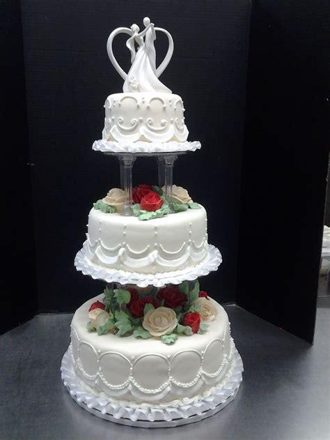 fashioned wedding cake frosting