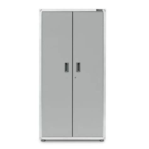 gladiator storage cabinets home depot gladiator ready to assemble 72 in h x 36 in w x 24 in d