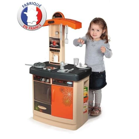 cuisine smoby smoby cuisine enfant bon appé orange achat vente