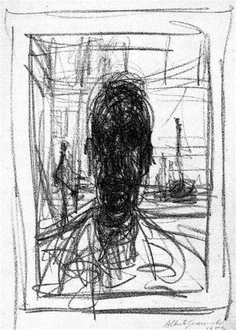 portraet  von alberto giacometti