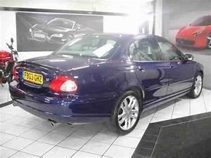 Jaguar 2003 03 X Type 2 5 V6 Sport Awd 4wd  Car For Sale