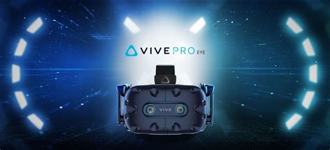 we checked the htc vive pro eye or vr goggles with eye