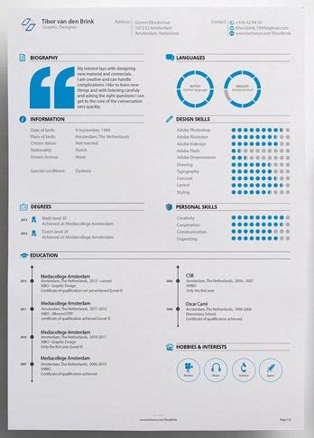 Create Your Own Infographic Resume by The Of Infographics And How To Make Your Own