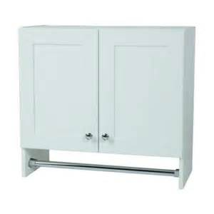 glacier bay 27 in x 25 in x 12 in laundry wall cabinet