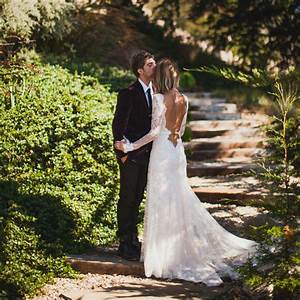 dress mesh picture more detailed picture about bohemian With low back vintage wedding dresses