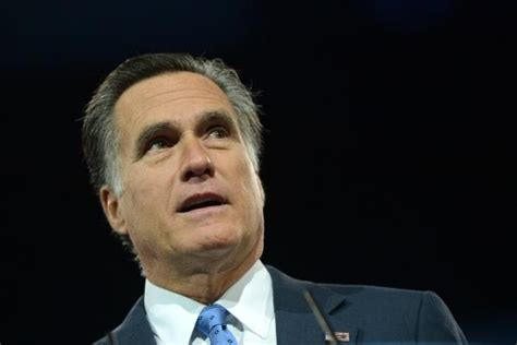 Mitt Romney leading 'stop Trump' group seeking to draft