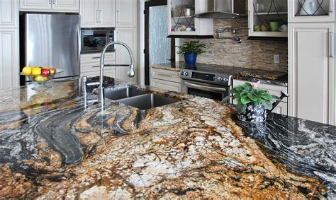 kitchen countertops granite colors di noce granite countertops color for kitchen 4320