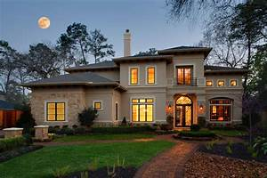 stucco with wall lighting exterior contemporary and