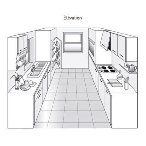 plan cuisine am駭ag馥 1000 id 233 es sur le th 232 me agencements de cuisine sur