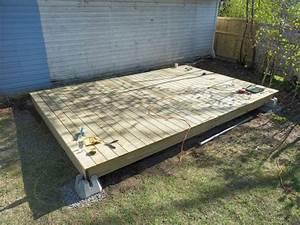 Realiser Un Plancher Bois : realiser marche terrasse bois diverses ~ Dailycaller-alerts.com Idées de Décoration
