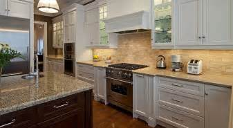 kitchen backsplash photos white cabinets the best backsplash ideas for black granite countertops home and cabinet reviews