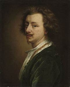 After Sir Anthony van Dyck , Self-portrait of the artist ...