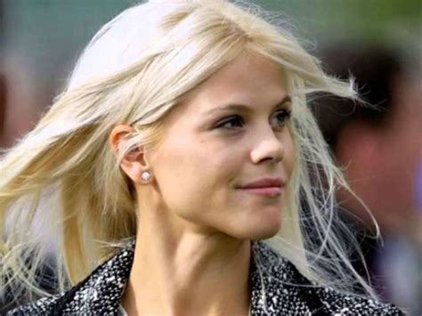Tiger Woods Ex-Wife Elin Nordegren Is Pregnant But Why Is ...