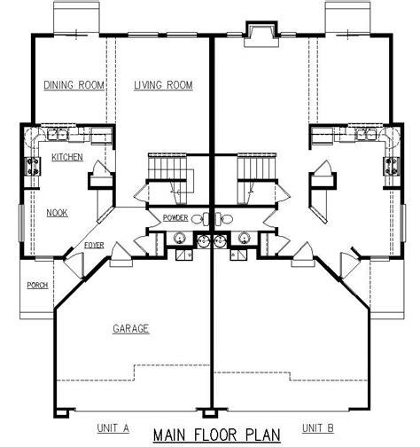 floor plans duplex duplex floor plans houses flooring picture ideas blogule