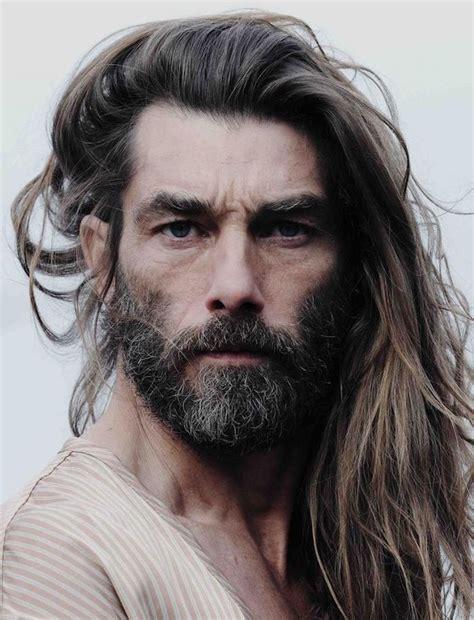 Modele Barbe Homme 1001 Id 233 Es Cheveux Longs Homme Quand La Taille Compte