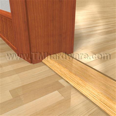 Interior Door Thresholds by 3 Quot Oak Seam Binding And Threshold By Pemko Www Tmhardware