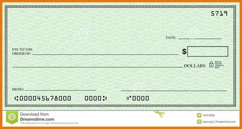 blank check templates for excel blank check template baskan idai co