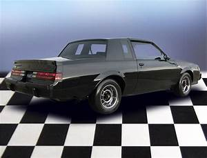 Buick Regal Grand National 1987 Manual Transmission