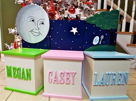personalized toy box bench hgtv