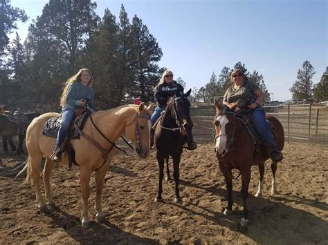riding lessons horseback bend farms horse lesson ride oregon