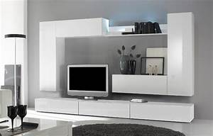 Wohnzimmermöbel Weiß Holz : ausgezeichnet wohnzimmerm bel wei hochglanz kreativ wohnzimmermobel weis wohnwand in weiss ~ Frokenaadalensverden.com Haus und Dekorationen