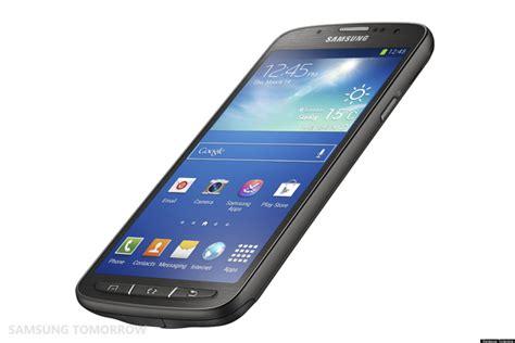 samsung phone samsung s galaxy s4 active can survive underwater longer