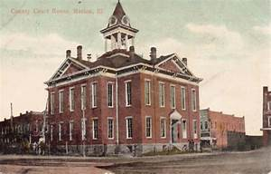 Williamson County Court House History, Marion, Illinois ...