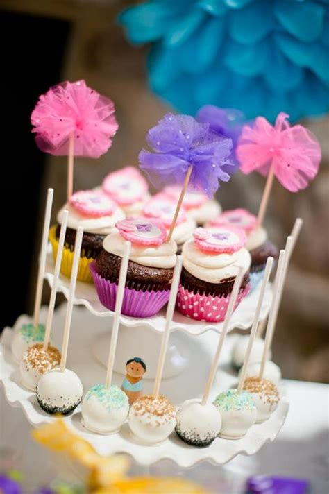 karas party ideas disney princess birthday party planning