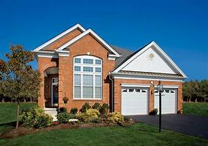 Build Red Brick Country House HOUSE DESIGN Exclusive Red