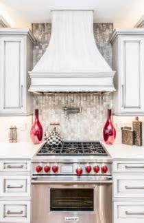 framed  frameless cabinets kitchen design blog