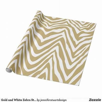 Paper Wrapping Animal Zebra Zazzle Stripes