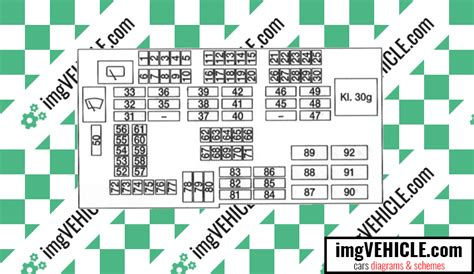 Bmw Fuse Box Diagram E90 by Bmw E90 Fuse Box Diagrams Schemes Imgvehicle