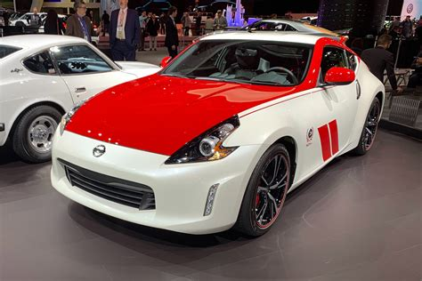 Nissan 370Z 50th Anniversary Edition to cost from £39k ...