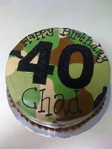 Camo, Cakes, U2013, Decoration, Ideas