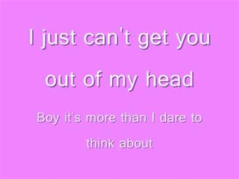 Can Get Her Outta My Head Quotes