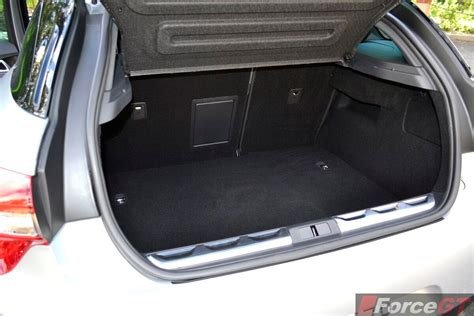 citroen ds review  ds luggage space forcegtcom