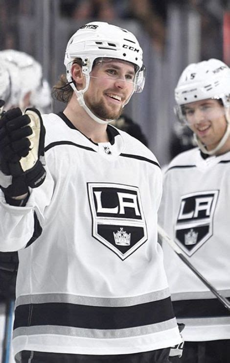Adrian kempe is 24 years old (13/09/1996) and he is 188cm tall. Adrian Kempe   LA Kings Hockey in 2020   La kings hockey ...