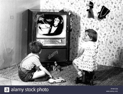 tv set  stock  tv set  stock images alamy