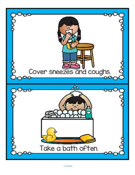 healthy habits centers and activities for preschool and 841 | original 2625624 3