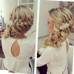 coiffure mariage mi coiffure temoin mariage cheveux mi