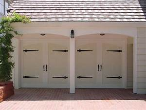 What type of garage door is best for your home for Carriage type garage doors