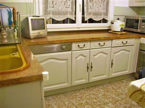 conseils pour repeindre cuisine en chêne déco cuisines