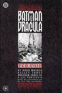 Publisher Photo Book Batman Dracula Trilogy Wikipedia