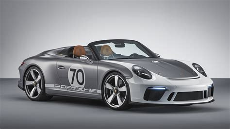 This Is The Porsche 911 Speedster Concept