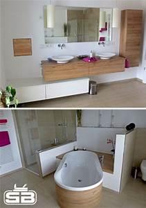 Waschtischunterschrank Mit Aufsatzwaschbecken : badm bel herzlich willkommen bei der schreinerei badum ~ Indierocktalk.com Haus und Dekorationen
